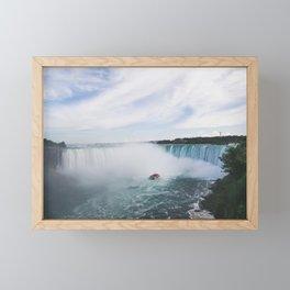 Into the Mist Framed Mini Art Print