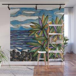 Bargara Beachscape Wall Mural