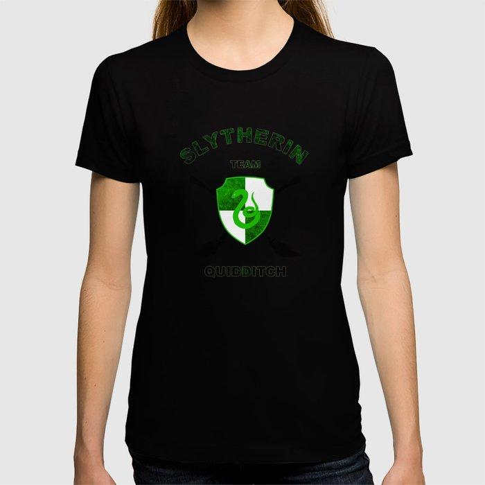 Slytherin Quidditch Team T-shirt