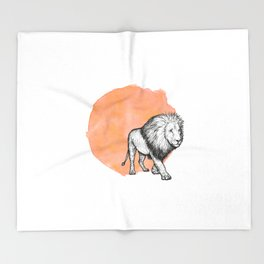 The Animal Kingdom Collection vol.4 Throw Blanket