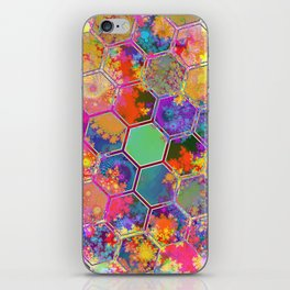 honey for free iPhone Skin