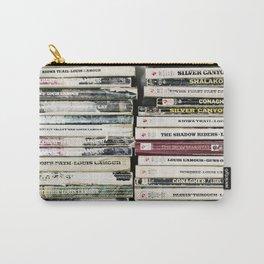 louis l'amour paperbacks Carry-All Pouch