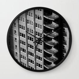 Apartment NYC Wall Clock
