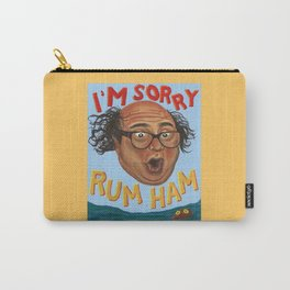 Rum Ham Carry-All Pouch