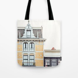 Dutch Baroque, Amsterdam Travel Photography Tote Bag