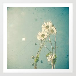 The Daisy Family Art Print