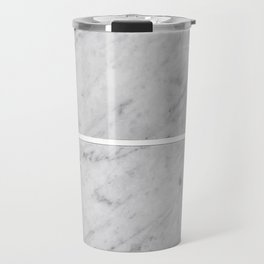 Gray Slabs of Granite Travel Mug