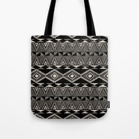 navajo Tote Bags featuring Navajo by Stephanie Le Cocq