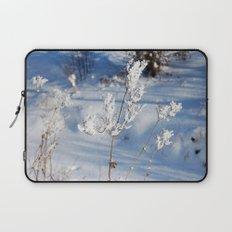 Winter sprig Laptop Sleeve