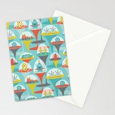 Alien Incubators Stationery Cards