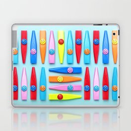 COLORFUL KAZOOS Laptop & iPad Skin