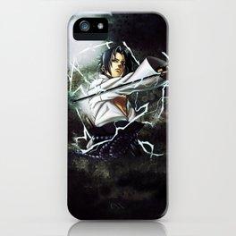 Last uciha iPhone Case