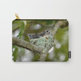 Togetherness Baby  Hummingbirds Carry-All Pouch
