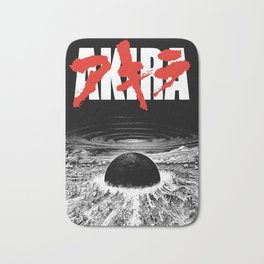 AKIRA - Neo Tokyo Is About To Explode Bath Mat