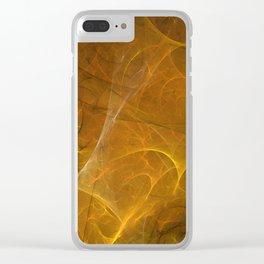 Time Fibre Clear iPhone Case