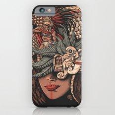 Aztec Eagle Warrior iPhone 6s Slim Case