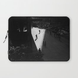 In Shapes we Sigh Laptop Sleeve