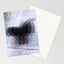 A Cockerspaniel Named Missy Stationery Cards