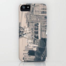 Roosevelt Island Tram iPhone Case