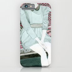 Sitting Girl Slim Case iPhone 6s