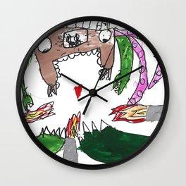 Error Tale Wall Clock
