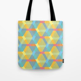 HexaGram Tote Bag