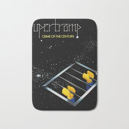 Supertramp - Crime of the Century but with Emmet Bath Mat