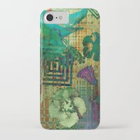hibiscus iPhone & iPod Cases featuring Hibiscus by Vitta