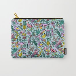 Tropical Fantasies Carry-All Pouch