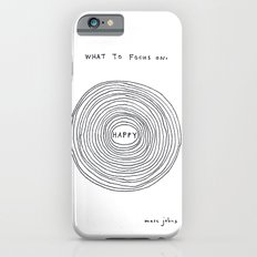 What to focus on iPhone 6 Slim Case