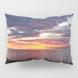 Painted Skies at Sunset Pillow Sham
