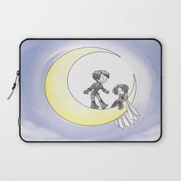 Owls on the Moon Laptop Sleeve