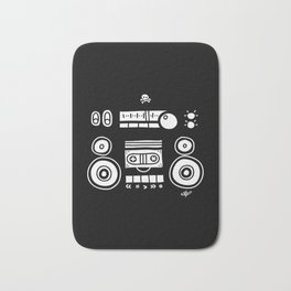 Boomboombox Bath Mat