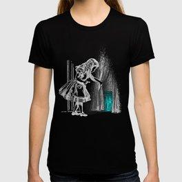 Follow The White Rabbit II T-shirt