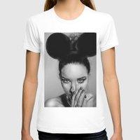 school T-shirts featuring + Beauty School + by Sandra Jawad