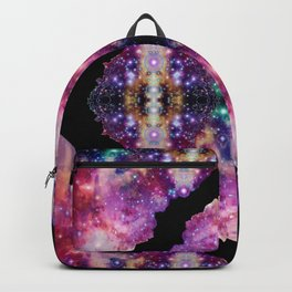 Cosmic Kaleidoscope Backpack