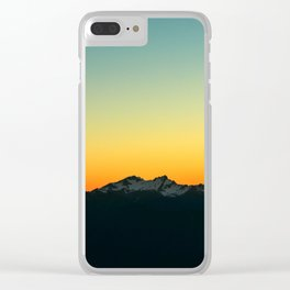 Compliment Clear iPhone Case