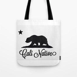 Cali Native Tote Bag
