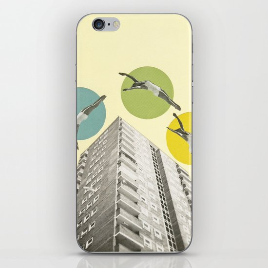 High Flyers iPhone & iPod Skin