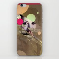 Year of the Geisha iPhone & iPod Skin