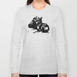 A DIFFERENT KETTLE OF FISH Long Sleeve T-shirt
