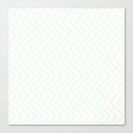 YARA ((seafoam green)) Canvas Print