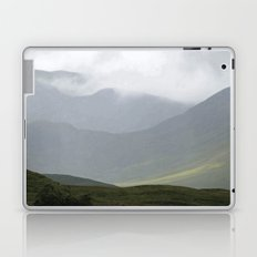 Rannoch Moor, Western Highlands,Scotland Part III Laptop & iPad Skin