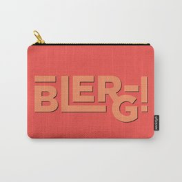 Blerg! An Ode to 30 Rock Carry-All Pouch