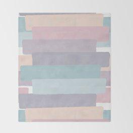 Quietude #society6 #abstractart Throw Blanket