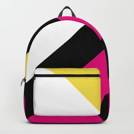 Fox Face Pink Backpack