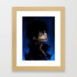 Dabi - Boku no hero academia Framed Art Print