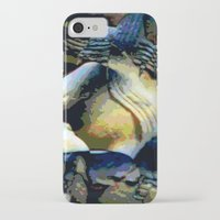 stone iPhone & iPod Cases featuring Stone by Stephen Linhart