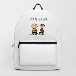 Charlie and friends Backpack