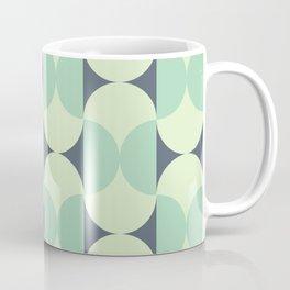 Beans Green Coffee Mug